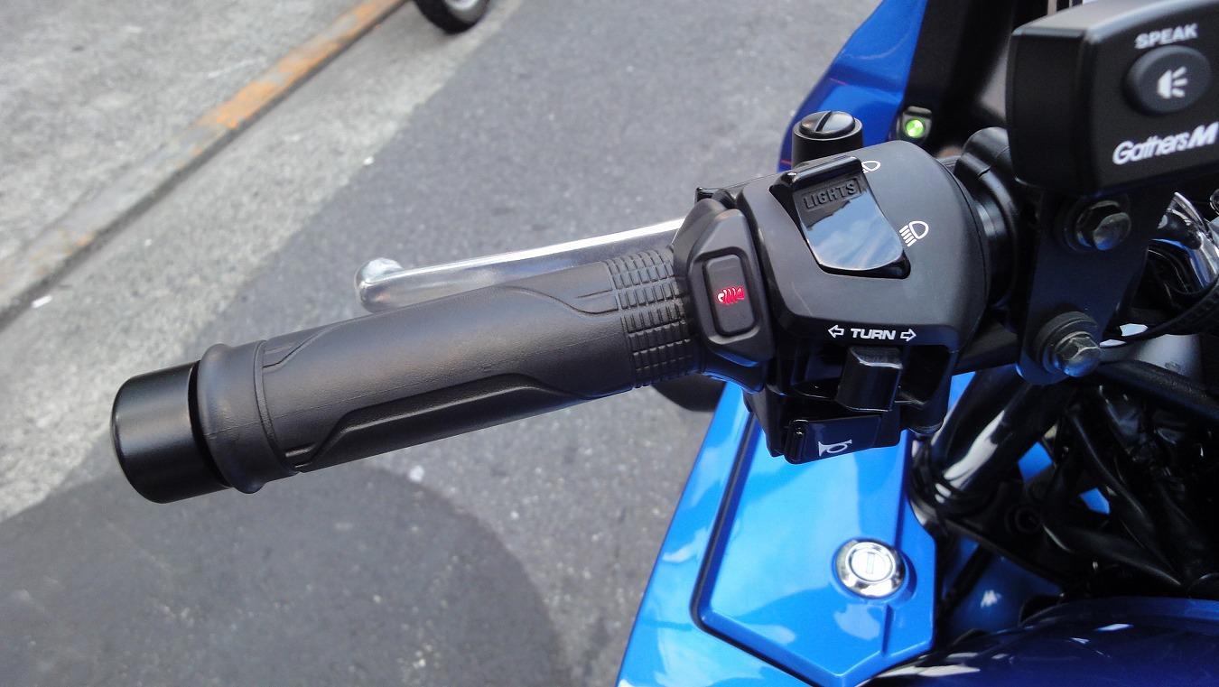 バイク グリップ ヒーター Ninja250でグリップヒーターの効果を体験しました!